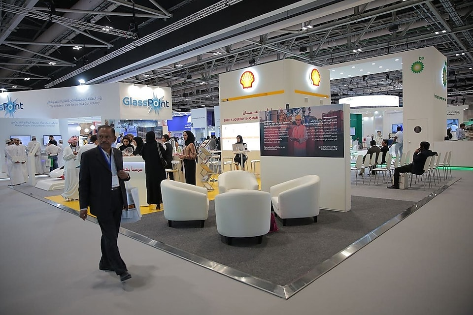 Shell Development Oman showcases capabilities and social investment activities at Oil and Gas West Asia exhibition